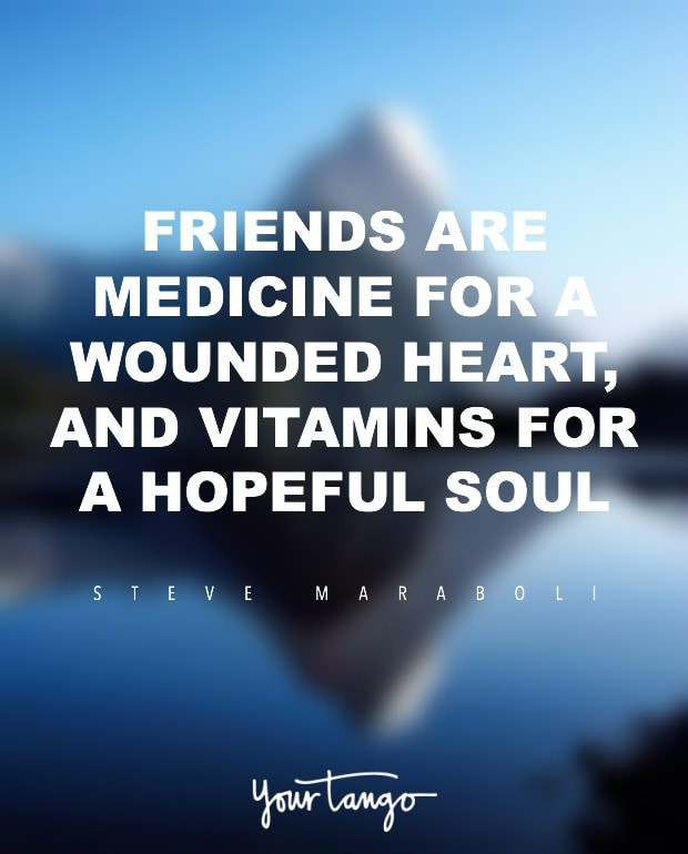 A Quote About Friendship Cool 55 Inspiring Friendship Quotes For Your Best Friend  Yourtango