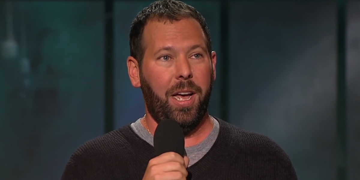 Bert Kreischer S Wife Who Is Leeann Kreischer Yourtango She regularly features in several of his jokes and has appeared on stage with him on a few occasions. leeann kreischer