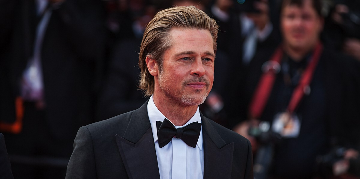 Is Brad Pitt S Girlfriend Married Details About Nicole Poturalski S Husband Roland Mary Yourtango