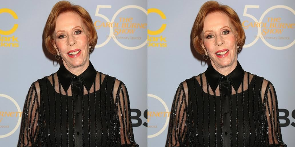 Who Is Carol Burnett S Daughter Comedian Seeks Custody Of Grandson Over Daughter Erin Hamilton S Addiction Issues Yourtango Sadly, her daughter carrie died of cancer at. comedian seeks custody of grandson over