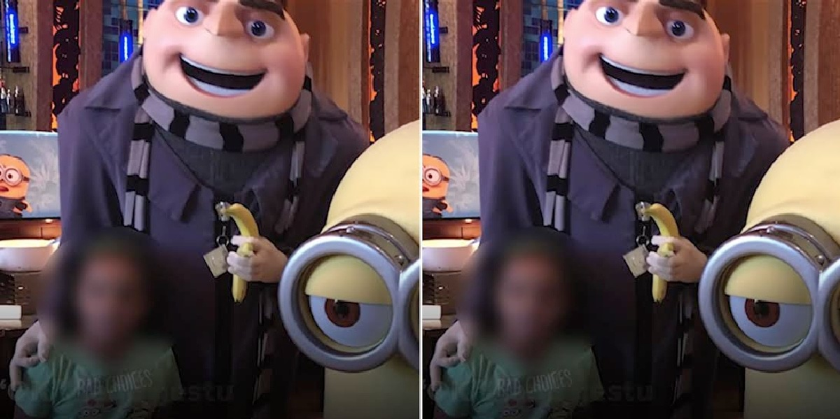 How Despicable! Universal Orlando Sued For 'Despicable Me' Character Holding Up The White Power Symbol  [VIDEO]