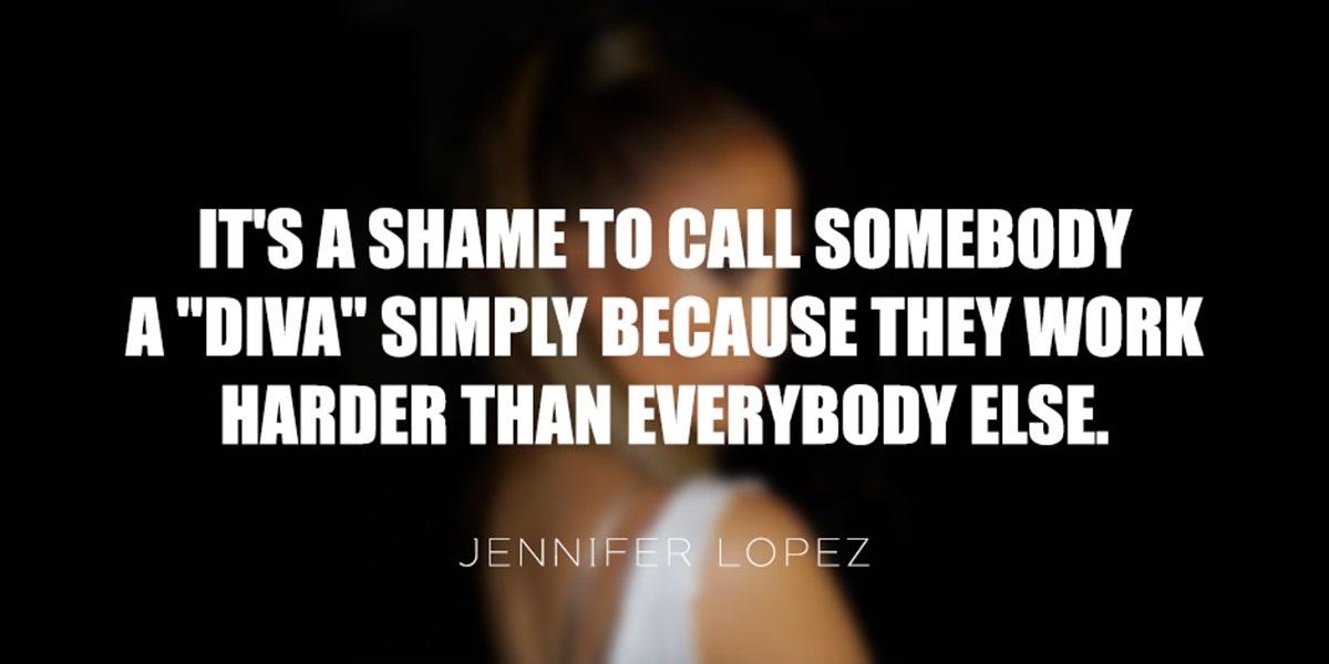 30 Best Jennifer Lopez Quotes In Celebration Of J Lo S Birthday On July 24 Yourtango