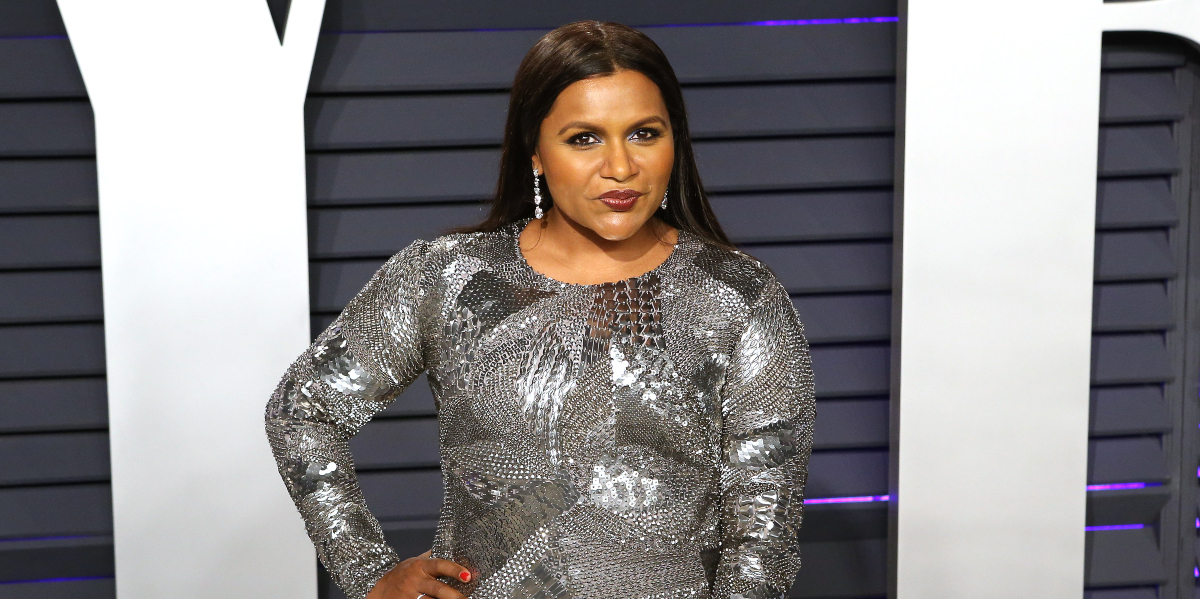 Mindy Kaling Baby Daddy Rumors About The Identity Of Her Kids Father Yourtango