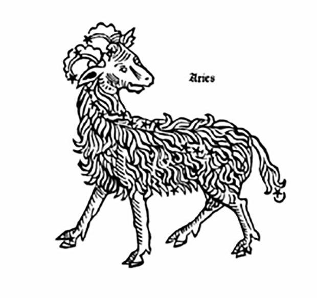 Aries zodiac sign depression hard times