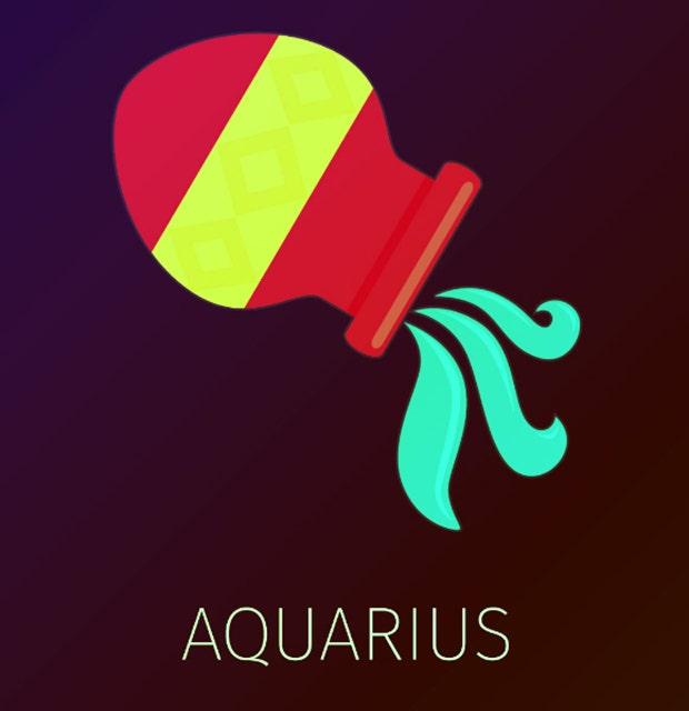 Aquarius zodiac signs when angry