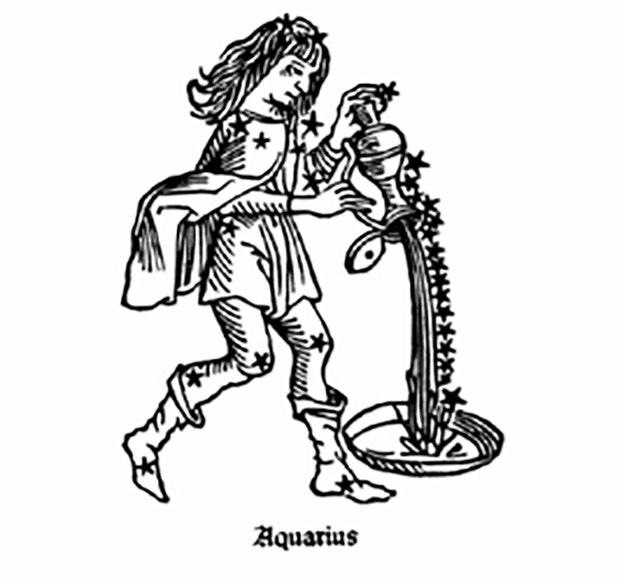 aquarius brilliant zodiac sign