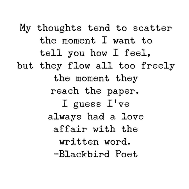 Mary Hutchinson Blackbird.Poet Instagram Quotes & Poems About Love