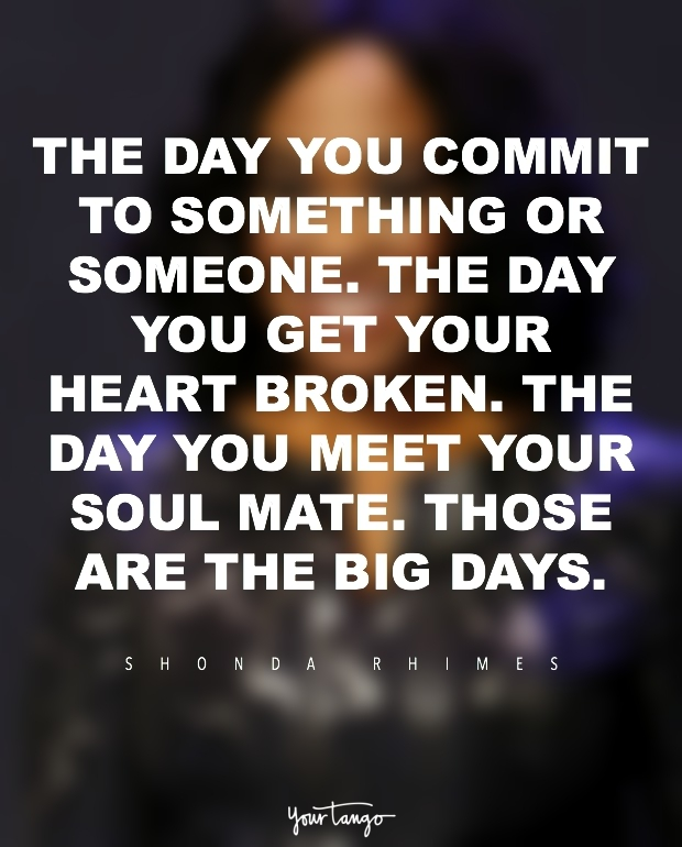 SHONDA RHIMES Quotes LOVE QUOTES