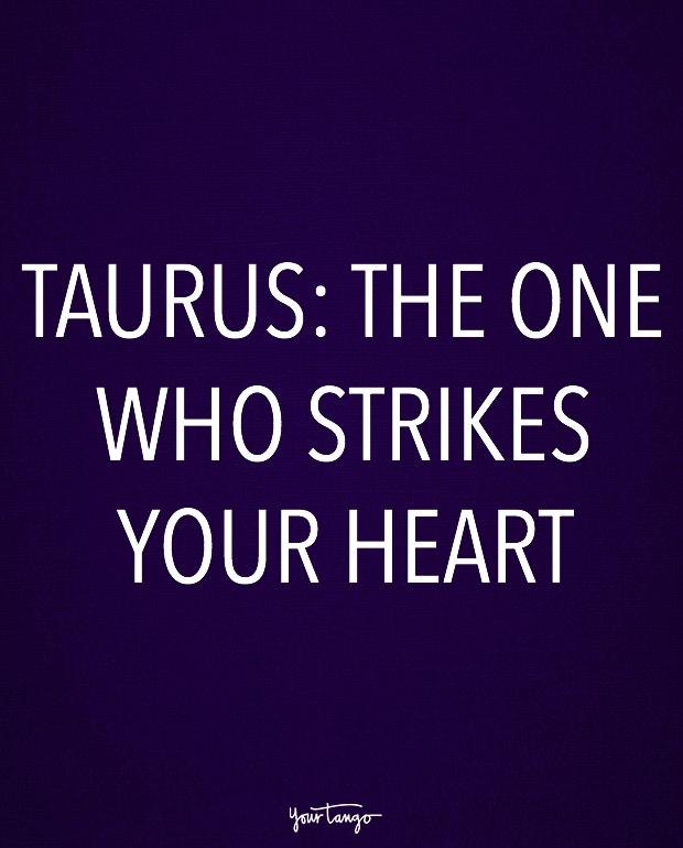 taurus zodiac signs in one sentence