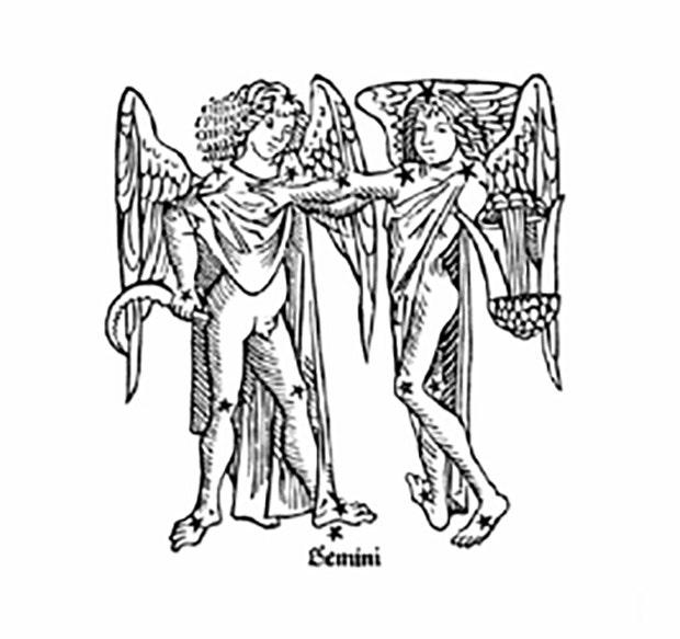 Gemini zodiac sign depression hard times