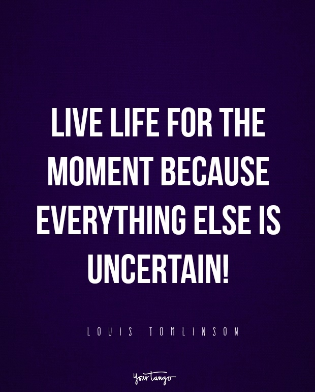 Life Quotes YOLO Live life to the fullest