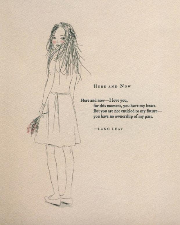 Lang Leav Love Poems