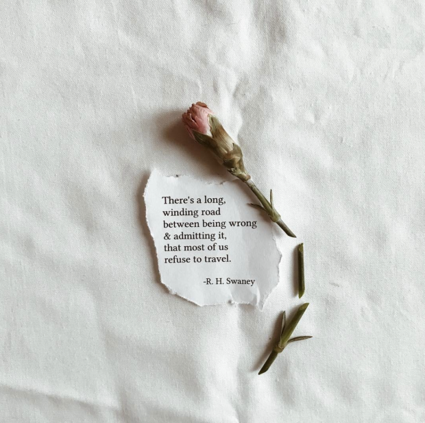 instagram poet R.H. Swaney Quotes About Love