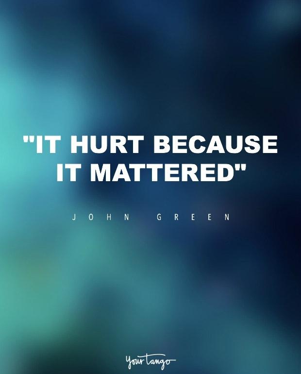 john green love quotes
