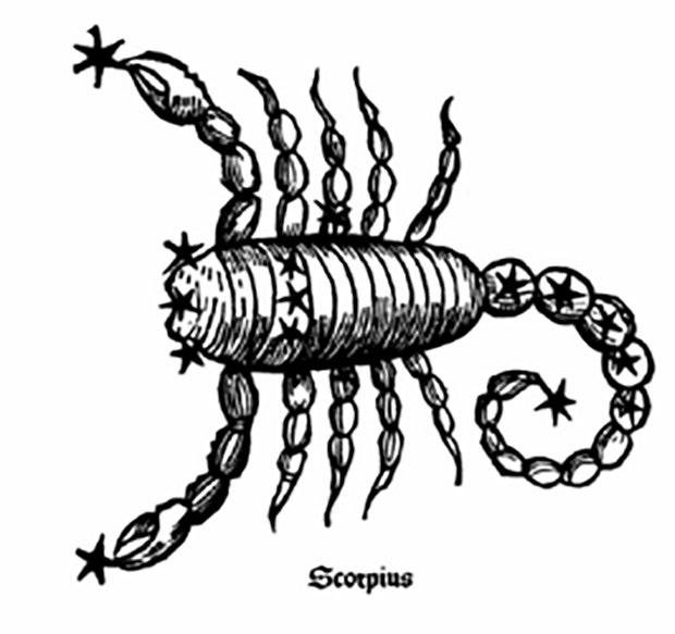 Scorpio zodiac sign depression hard times