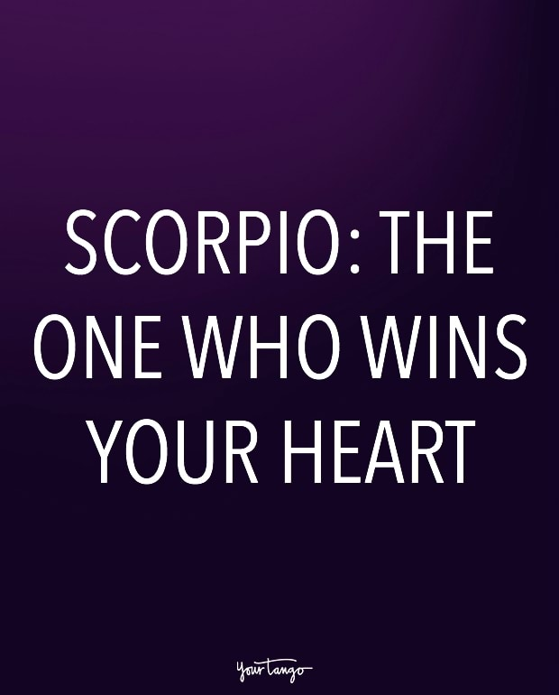 scorpio zodiac signs in one sentence