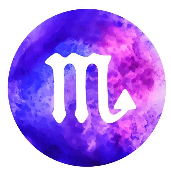 Scorpio zodiac sign leap of faith chance on love