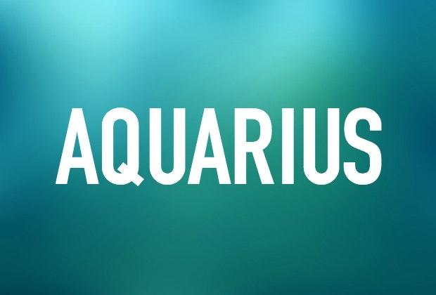 Aquarius zodiac signs people never change