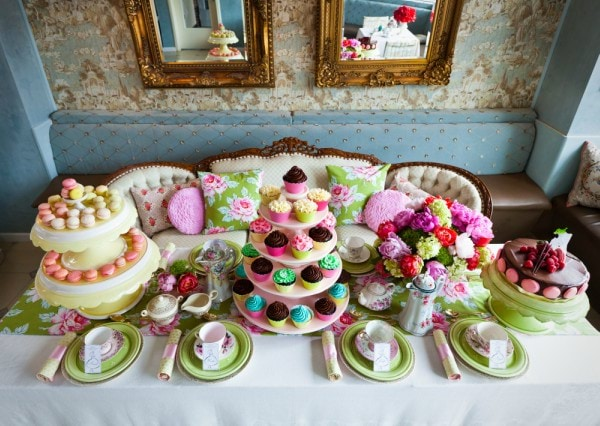 tea party for adults