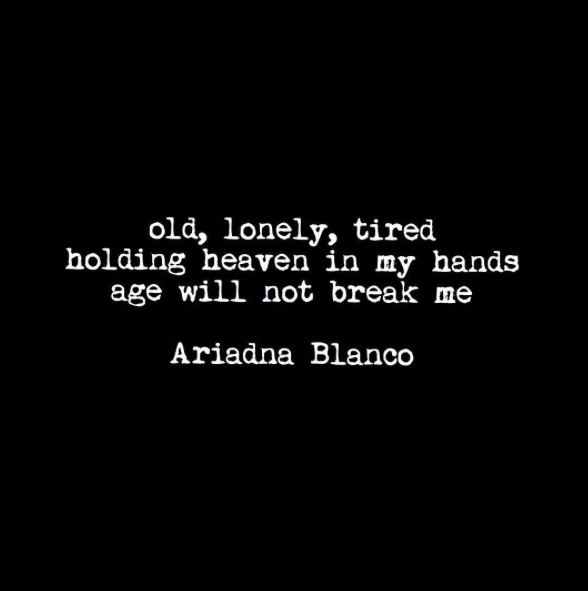 Instagram Quotes By Poet Ariadna Blanco Remind You To Be Strong