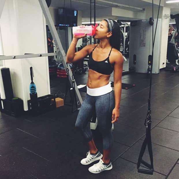 Hannah Bronfman Instagram Self-Esteem