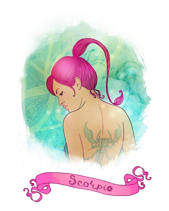 Scorpio Zodiac Sign Rebound Relationship Fallback Girl