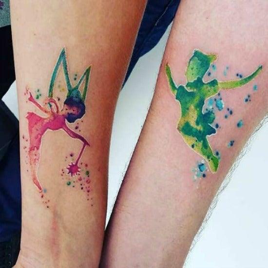disney best friend tattoos