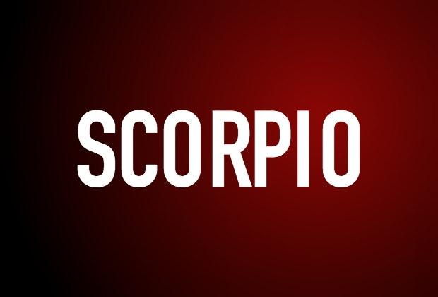 Zodiac Astrology Men Scorpio Astrological Sign