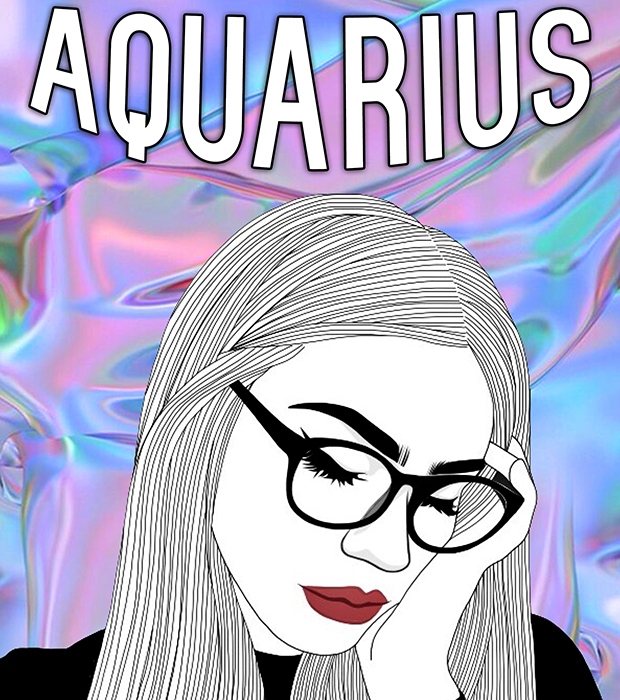 aquarius anxiety