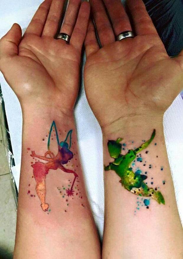 Matching Tattoo