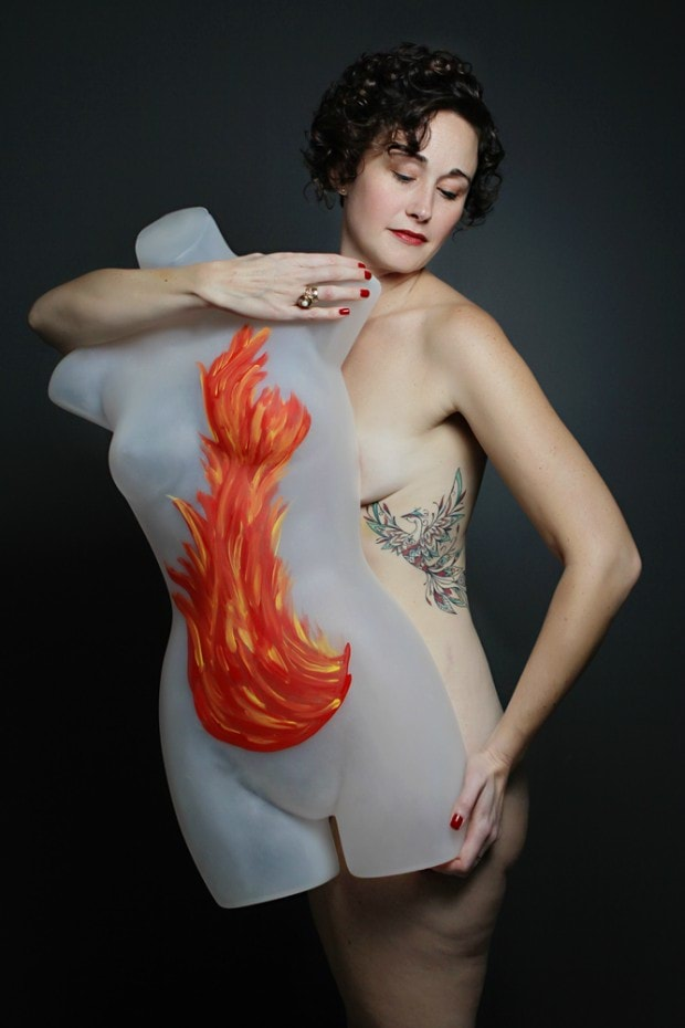 naked photo women mannequin series body image