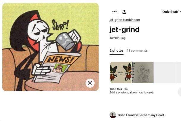 Brian Laundrie Pinterest - Grim reading the news