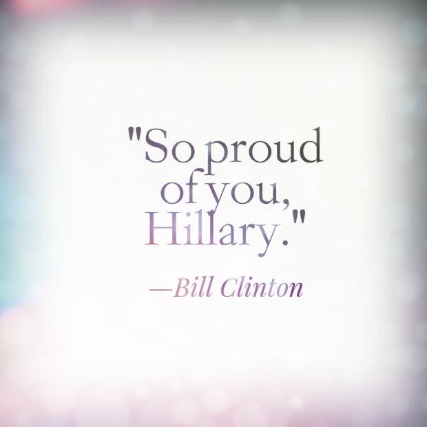 bill clinton hillary clinton love quotes
