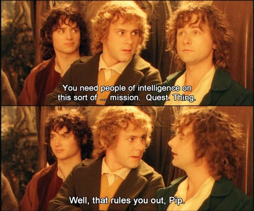 lord of the rings fantasy quest