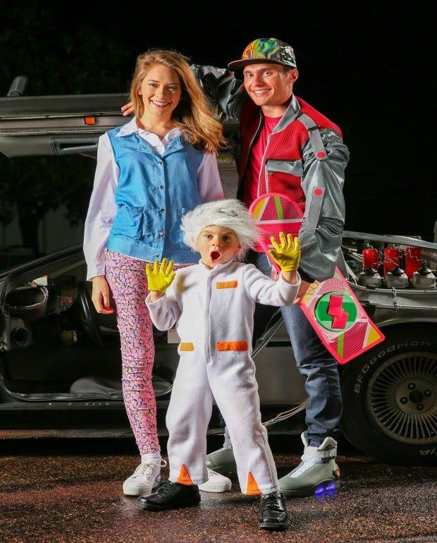 nostalgic halloween costume throwback