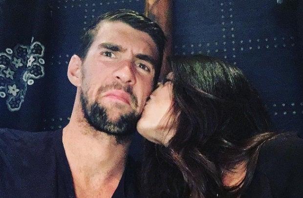 Love Relationships Michael Phelps Nicole Johnson