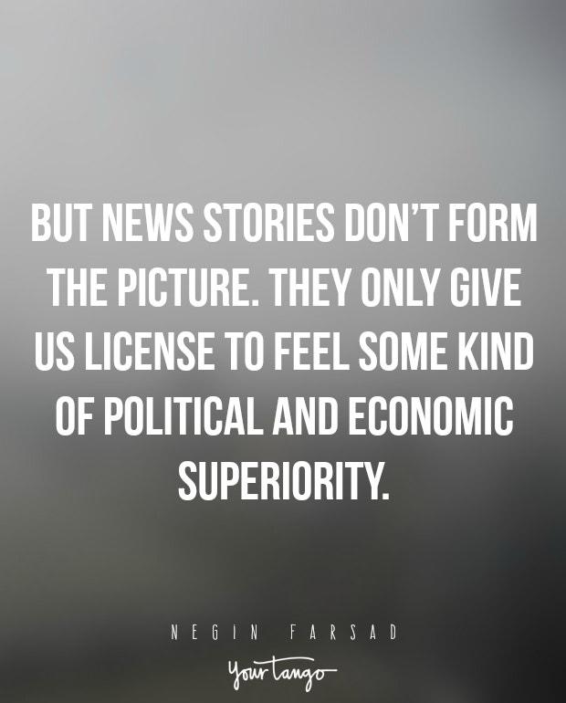 Negin Farsad Funny Quotes