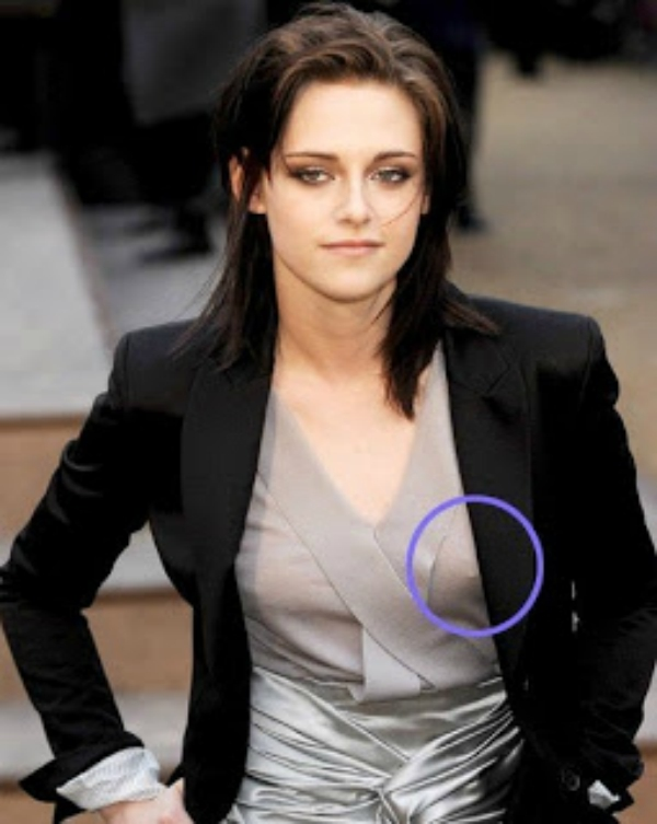 Celebrities With Pierced Nipples