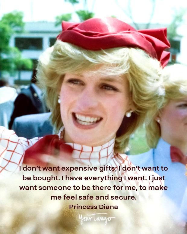Princess Diana quotes
