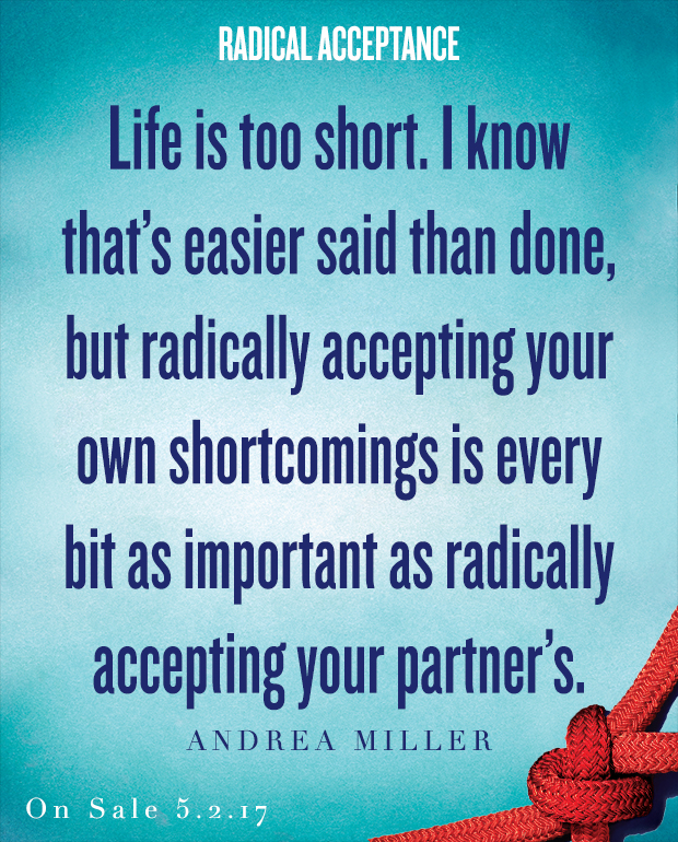 Radical Acceptance Quotes About Life
