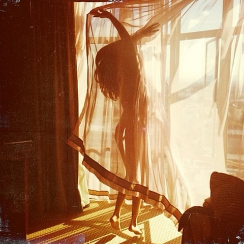 Selena Gomez nude on Instagram