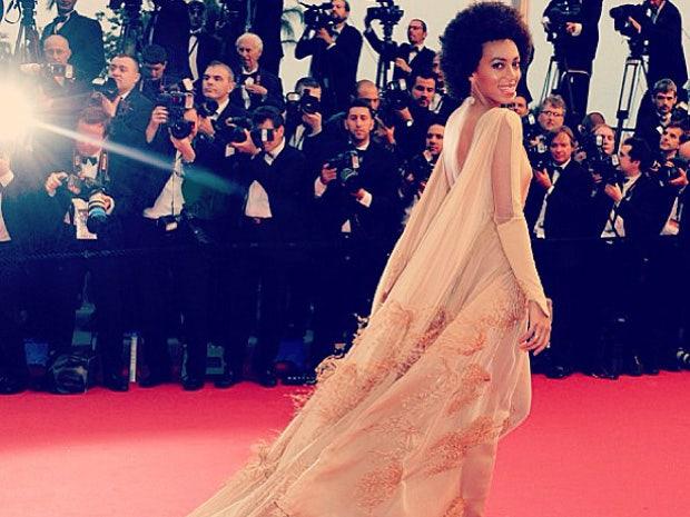 Solange Knowles Instagram