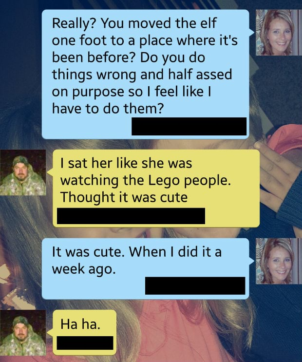 I Can Sum Up Marriage In These 8 Texts I've Sent My Husband