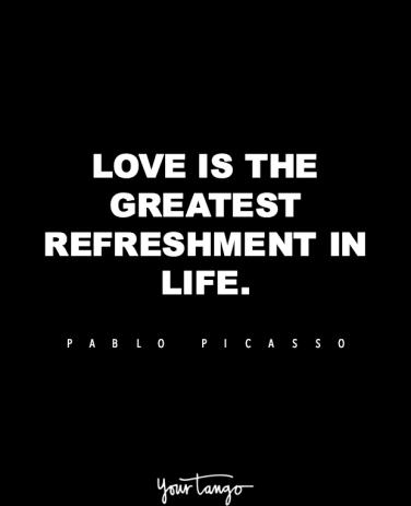 Image of: Black 33 Our Greatest Sustenance Yourtango 50 Inspirational Famous Love Quotes Guaranteed To Make You Feel