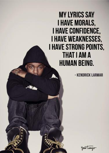 25 Best Kendrick Lamar Quotes And Pulitzer Prize Winning Song Lyrics