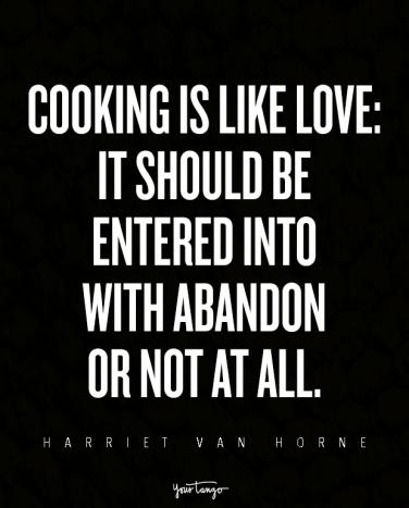 60 Irresistibly Delicious Love Quotes About Food YourTango Impressive Quotes About Food And Friendship