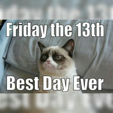 50 Best Friday The 13th Memes To Share On Social Media Yourtango