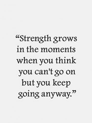 I Am Coming Back Stronger Quotes Sca2016