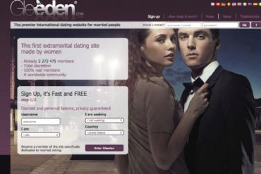Dating site for married guys