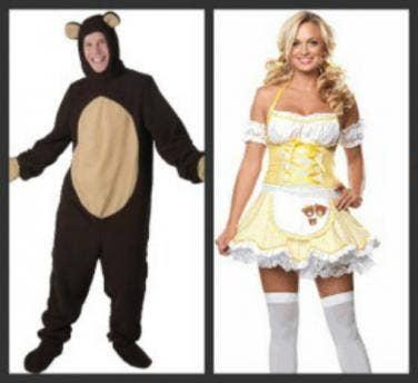 Interracial couple halloween costume ideas
